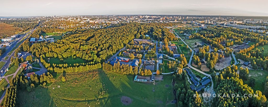 Tallinna Loomaaia aeropanoraam