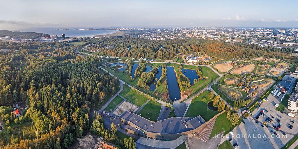 Tallinna Loomaaia panoraamfoto