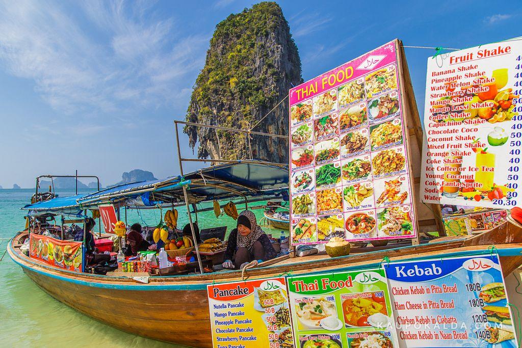 Head isu @ Phra Nang, Taimaa