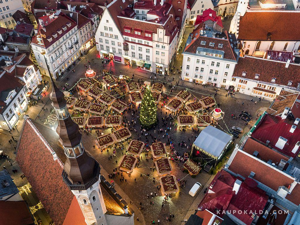Tallinna jõuluturg / Tallinn Christmas Market