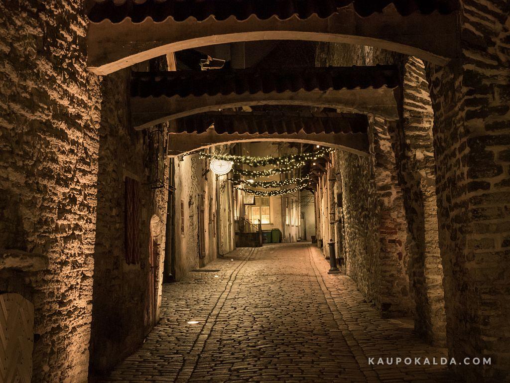 01 Öine jalutuskäik vanalinnas / Photo walks in medieval Tallinn