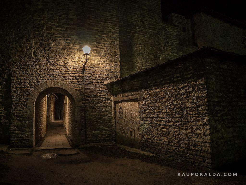 Jalutuskäigud vanalinnas / Photo walks in medieval Tallinn