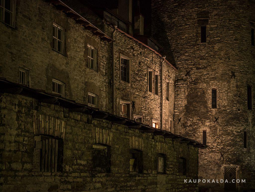 Jalutuskäik vanalinnas vol2 - Linnamüür