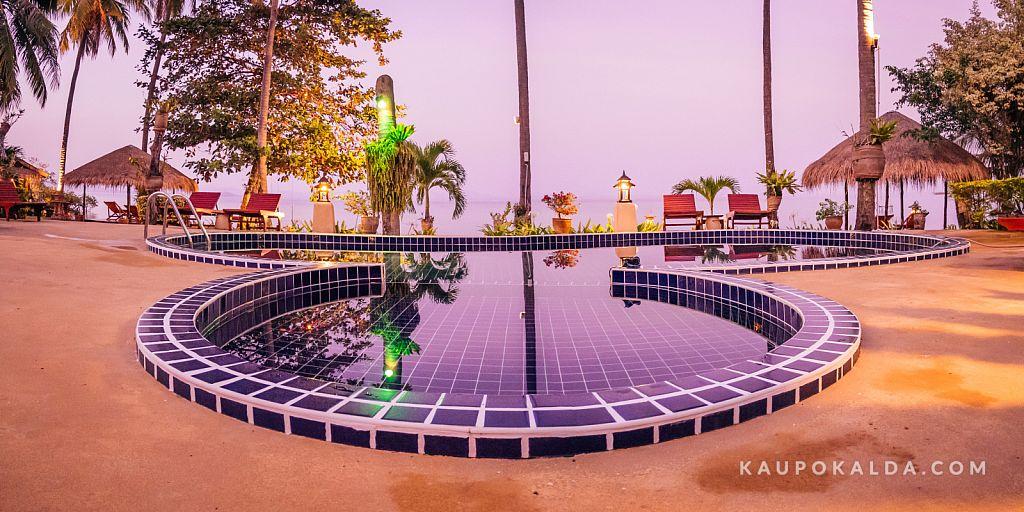 Amber Sands hotel - bassein