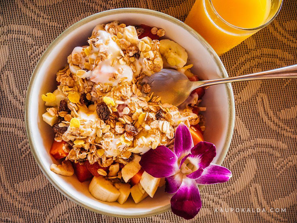 Amber Sands hotel - hommikusöök