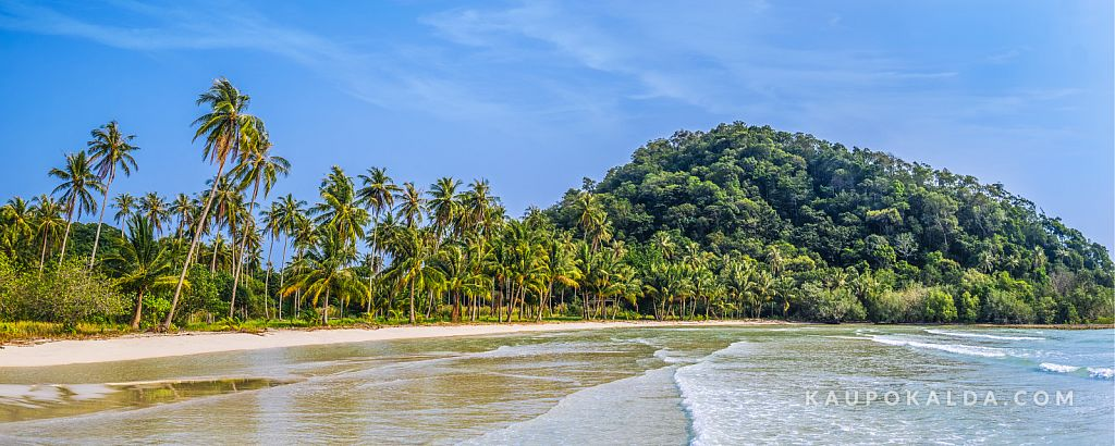 Long Beach, Koh Chang, Thailand