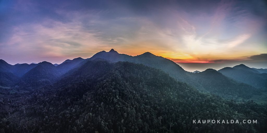 Koh Changi mäed