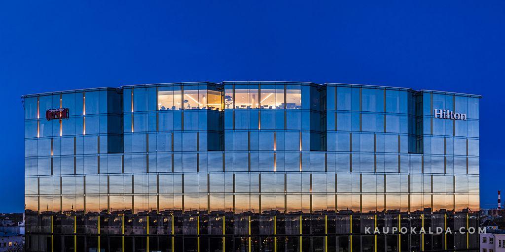 Hilton Tallinn Park hotel - coming soon