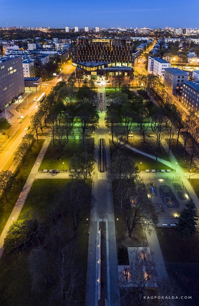 Hilton Tallinn Park hotell ja Politseiaed