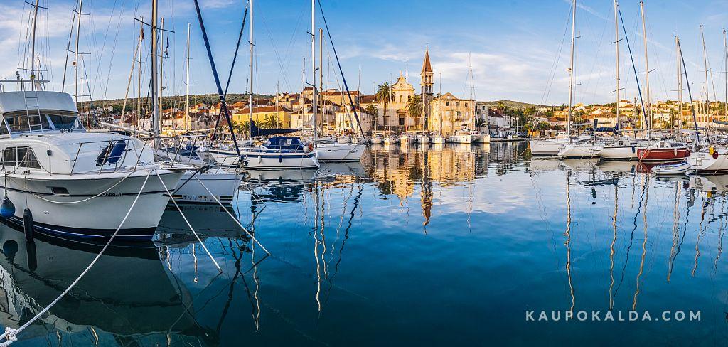 Horvaatia, Milna