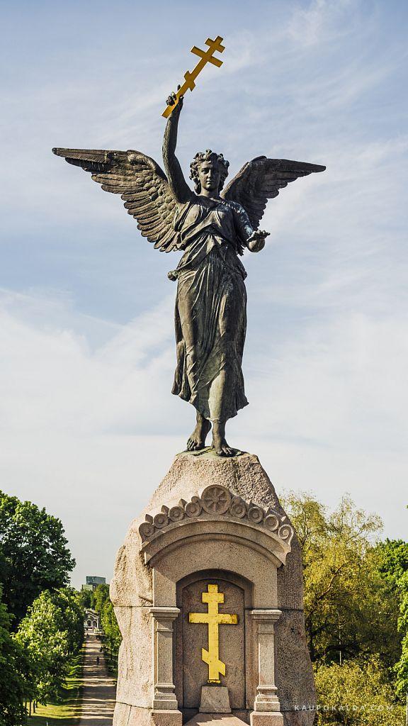 Russalka monument