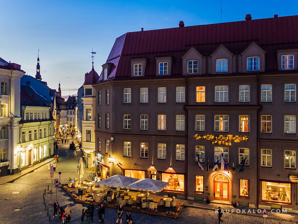 Savoy Boutique Hotel Tallinn