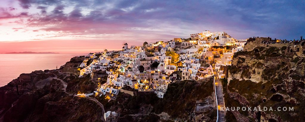Magical Santorini