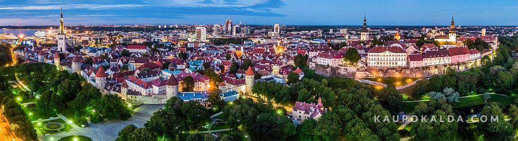 Tallinn öös