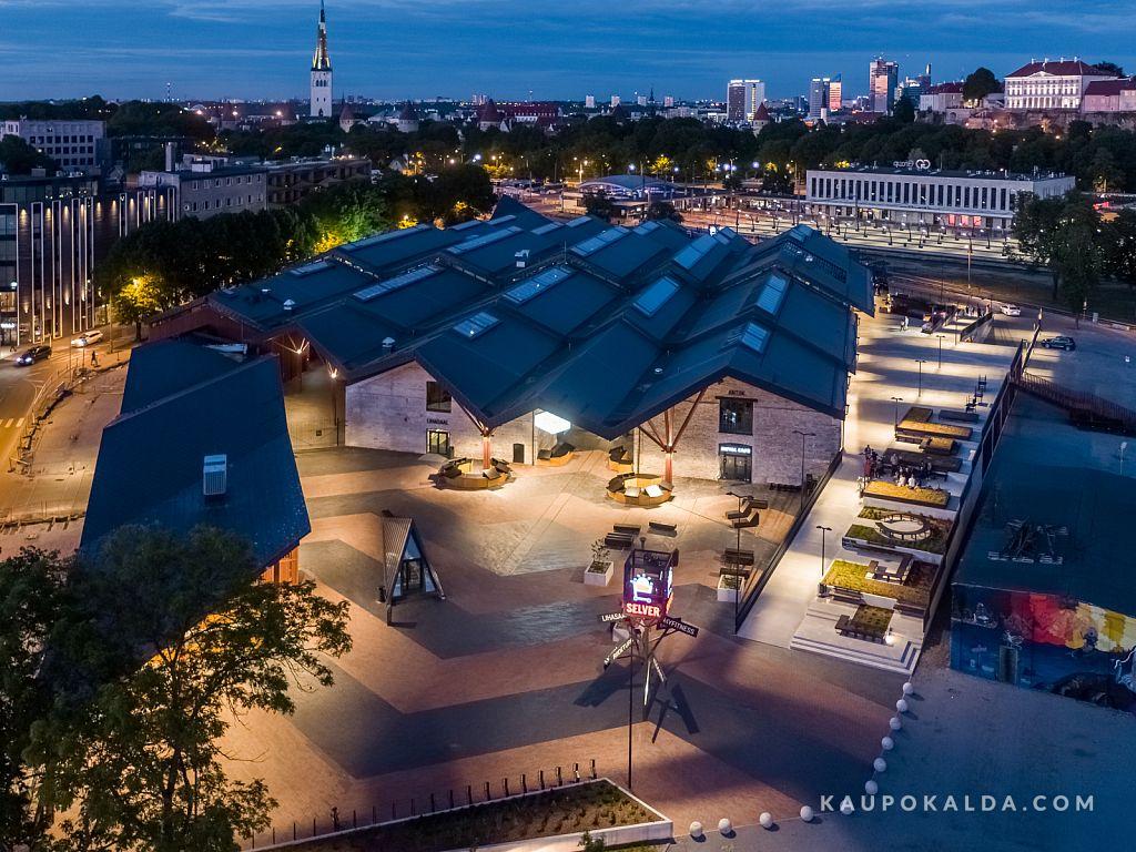 Balti jaama turg ja Selver