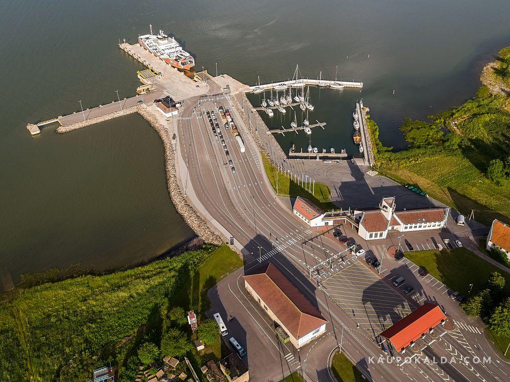 Kuivastu sadam