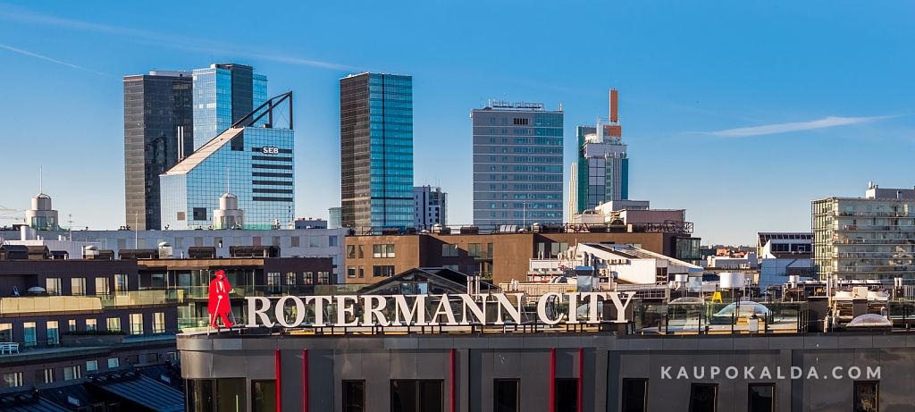 Rotermann City ja Maakri