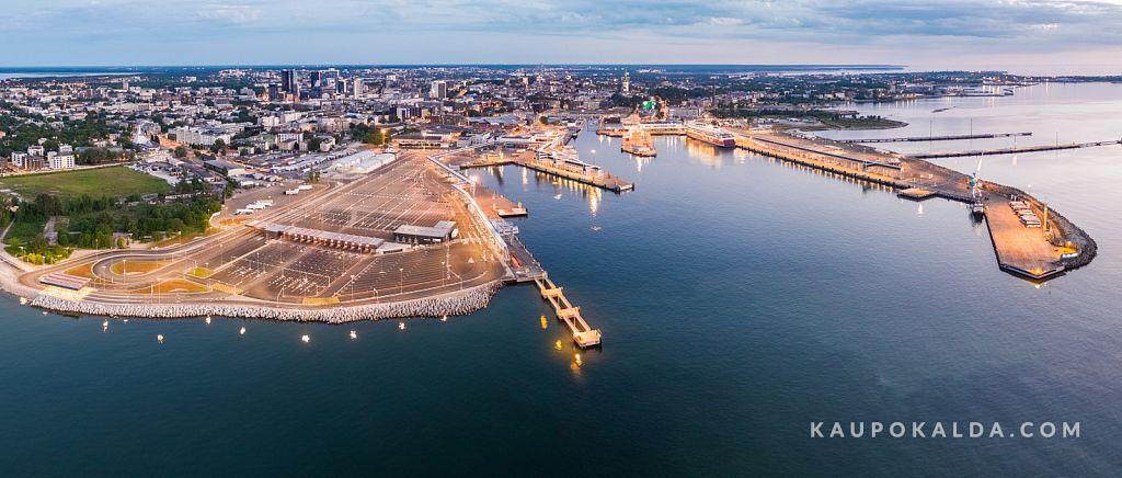 Tallinna Vanasadama uus osa