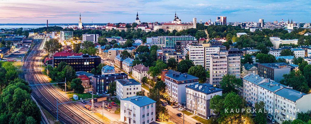 Raudteelinn Tallinn