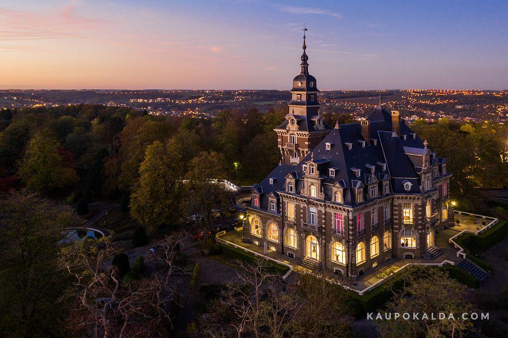 Château de Namur, Belgia