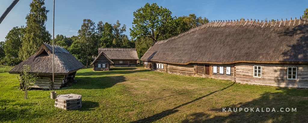 Korsi talu, Ruhnu