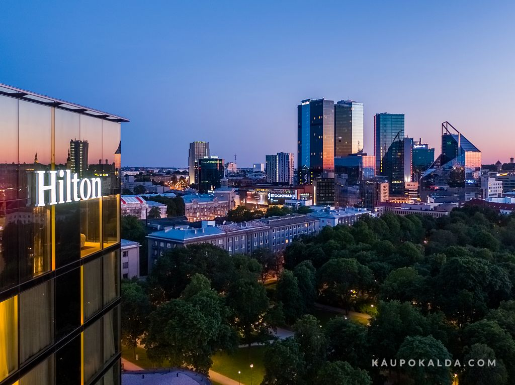 Hilton Tallinn Park Hotel