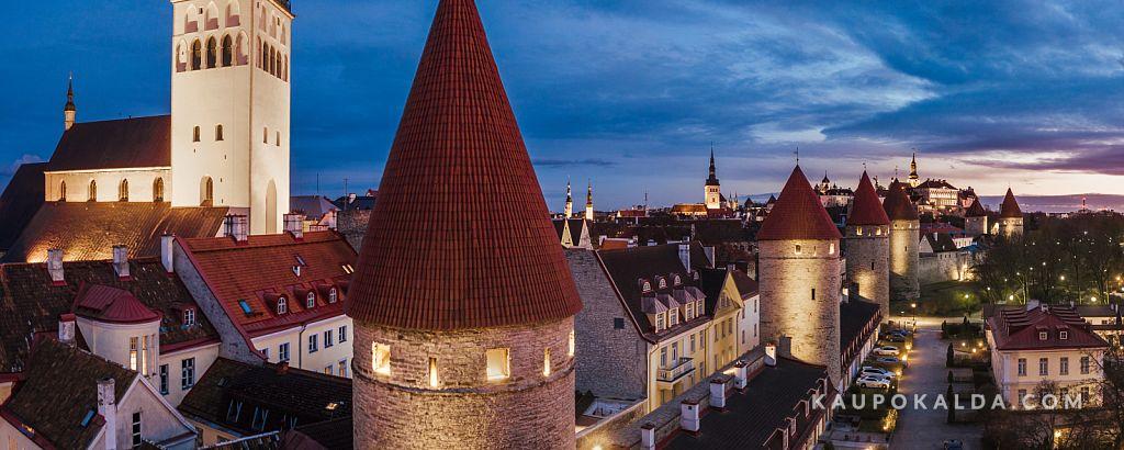 100 torni linn